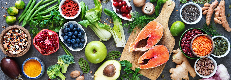 Gesunde Ernährung ist der Schlüssel für Ihre langfristige Gewichtsreduktion.