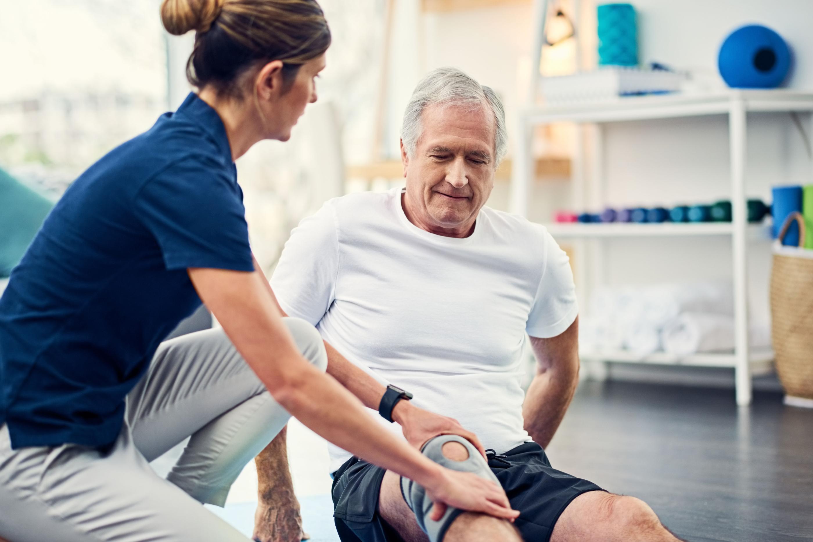 Physiotherapie Münster: Rehabilitation von Unfällen und Sportverletzungen für mehr Lebensqualität.